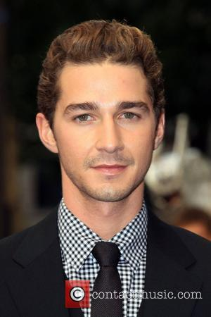 Shia LaBeouf and Odeon Leicester Square