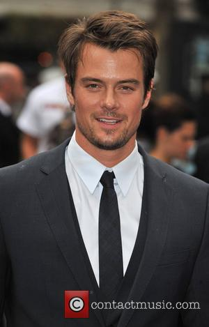Josh Duhamel and Odeon Leicester Square