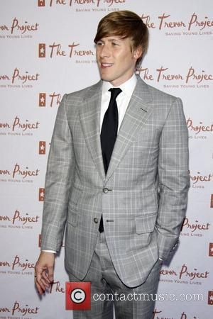 Dustin Lance Black Ninth annual Trevor New York summer Gala held at the Capitale - Arrivals New York City, USA...