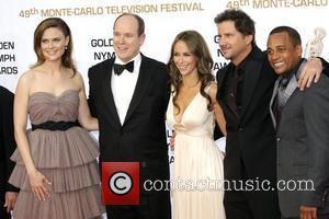Emily Deschanel, Prince Albert II of Monaco, Jennifer Love Hewitt, Jamie Kennedy, Hill Harper Monte Carlo Television Festival 2009 -...