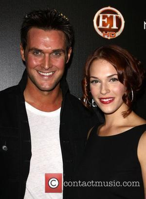 Owain Yeoman and Amanda Righetti TV GUIDE Magazine's Hot List Party held at the SLS Hotel Los Angeles, California -...