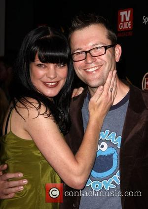 Pauley Perrette and Chad Darnell TV GUIDE Magazine's Hot List Party held at the SLS Hotel Los Angeles, California -...
