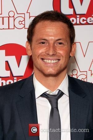 Joe Swash TV Quick & TV Choice Awards held at the Dorchester Hotel - Inside Arrivals London, England - 07.09.09