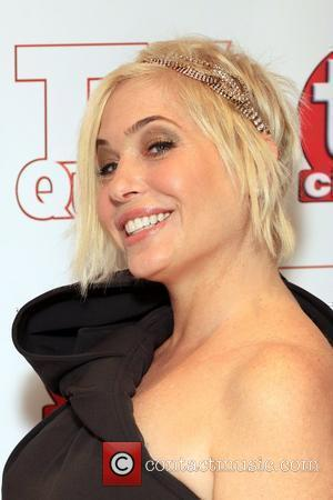 Brix Smith-Start TV Quick & TV Choice Awards held at the Dorchester Hotel - Inside Arrivals London, England - 07.09.09