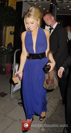Emma Rigby TV Quick and TV Choice awards 2009 held at the Dorchester hotel - Departures London, England - 07.09.09