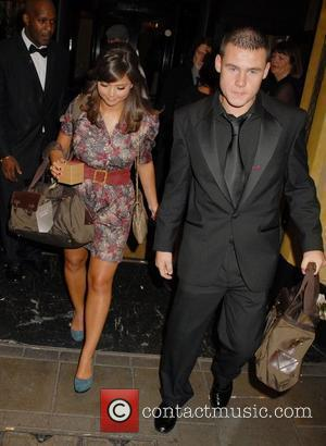 Jenna Louise Coleman and guest TV Quick and TV Choice awards 2009 held at the Dorchester hotel - Departures London,...