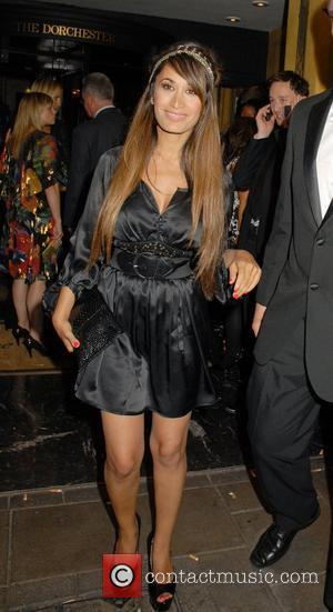 Preeya Kalidas TV Quick and TV Choice awards 2009 held at the Dorchester hotel - Departures London, England - 07.09.09