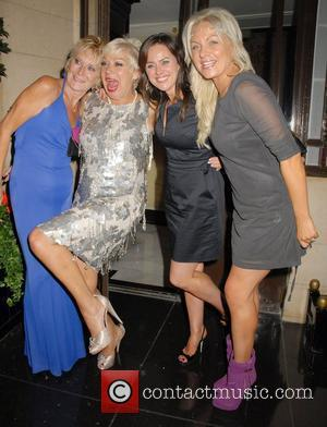 Rita Simons, Jill Halfpenny and Denise Welch