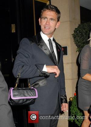 Scott Maslen TV Quick and TV Choice awards 2009 held at the Dorchester hotel - Departures London, England - 07.09.09
