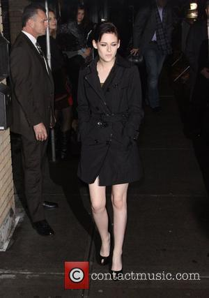 Kristen Stewart The Cinema Society & D&G screening of 'The Twilight Saga: New Moon' at Landmark's Sunshine Cinema - Arrivals...