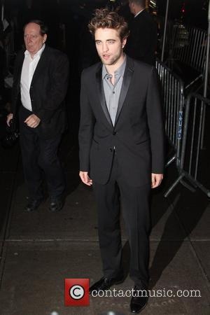 Shy Pattinson Hated Photoshoot With Nude Models