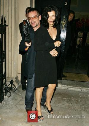 Bono and U2