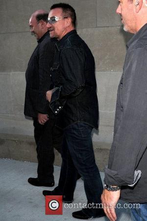 Bono, Mtv and U2