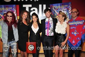 Patricia Field, America Ferrera, Becki Newton, Michael Urie and Vanessa Williams