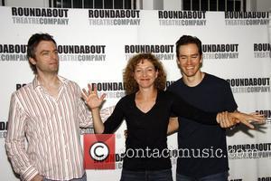 Justin Kirk, Julie White and Mark-paul Gosselaar