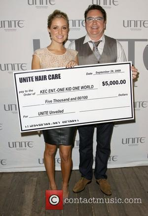 Kristin Cavallari UNITE Unveiled: Gen Art's Fresh Faces In Fashion held at SkyBar Los Angeles, California - 29.09.09