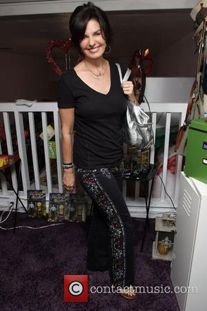 Sela Ward 'A Night Upstairs' - The Grand Opening of Upstairs Boutique in West Hollywood - Inside Los Angeles, California...
