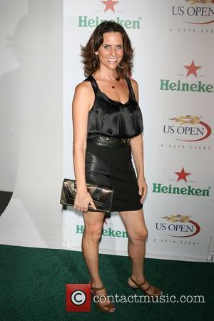 Amy Landecker The USTA & Heineken kick-off 2009 US Open with a party held at Skyline Studios  New York...