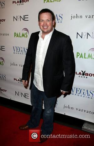 Nathan Burton Vegas Magazine's July/August issue party at the Playboy Club in the Palms Casino Resort Las Vegas, Nevada -...