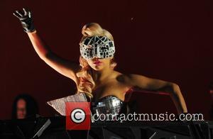 Gaga Has Bullet-proof Piano
