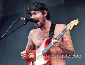 Biffy Clyro performs  The V Festival at Weston Park, Staffordshire - Day One Staffordshire, England - 22.08.09