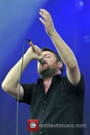 Elbow performs The V Festival at Weston Park, Staffordshire - Day One Staffordshire, England - 22.08.09
