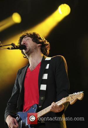 Snow Patrol performs The V Festival at Weston Park, Staffordshire - Day One Staffordshire, England - 22.08.09
