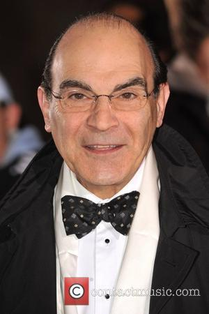 Suchet Celebrated As Honorary Belgian
