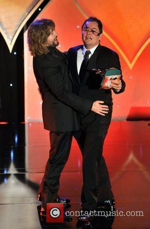 Justin Lee Collins and Alan Carr