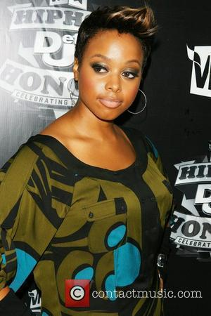 Chrisette Michele VH1 presents 2009 Hip Hop Honors at Brooklyn Academy of Music - Arrivals New York City, USA -...