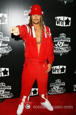 Kid Rock VH1 presents 2009 Hip Hop Honors at Brooklyn Academy of Music - Arrivals New York City, USA -...