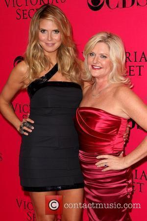 Heidi Klum and Sharen Turney