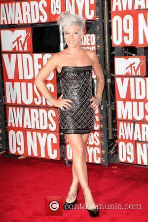 Pink and MTV