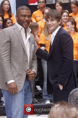 Tyler Perry and Ashton Kutcher