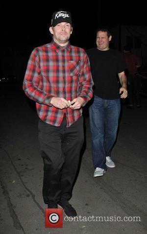 Mark McGrath outside Voyeur nightclub Los Angeles, California - 29.10.09