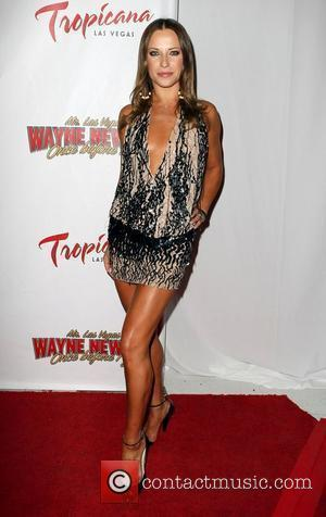 Edyta Sliwinska Mr Las Vegas, Wayne Newton's new show Once Before I Go premiere at the Tropicana hotel and casino...