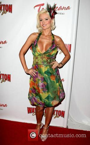 Holly Madison, Las Vegas and Wayne Newton