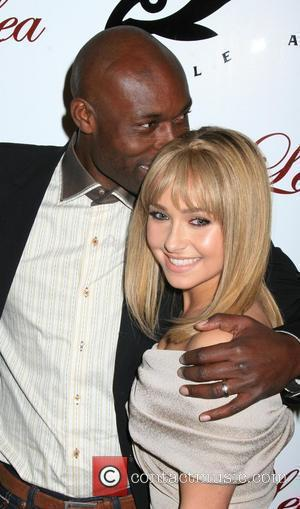 Jimmy Jean-Louis and Hayden Panettiere  The Whaleman Foundation Save the Whales Again Event 2009 held at Beso Restaurant -...
