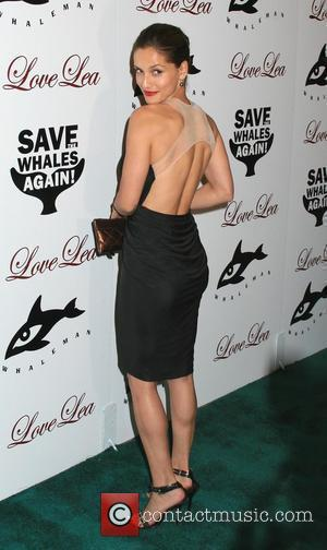 Leonor Varela The Whaleman Foundation Save the Whales Again Event 2009 held at Beso Restaurant - arrivals Los Angeles, California...