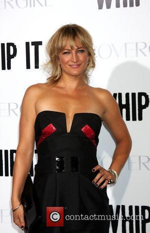 Zoe Bell 'Whip It' Los Angeles Premiere held at Grauman's Chinese Theatre Hollywood, California - 29.09.09