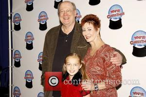 David Ogden Stiers, Madeleine Rose Yen and Ruth Williamson
