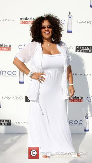 Kym Whitley The Annual White Party held at a private residence in Beverly Hills - Arrivals California, USA - 04.07.09