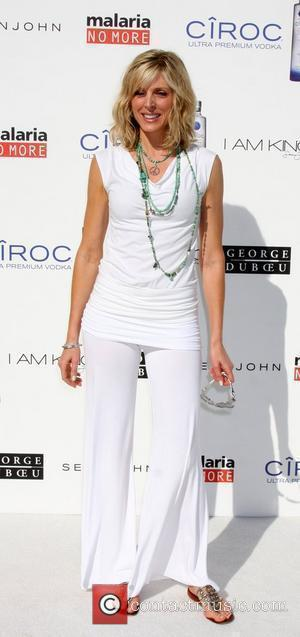 Marla Maples The Annual White Party held at a private residence in Beverly Hills - Arrivals California, USA - 04.07.09
