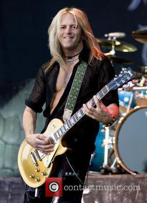 Whitesnake support at Judas Priest's 'British Steel 30th Anniversary Tour 2009'  Chicago, Illinois - 20.07.09