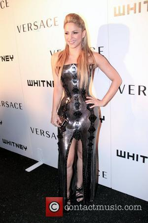 Shakira 2009 Whitney Museum Gala at The Whitney Museum of American Art New York City, USA - 19.10.09