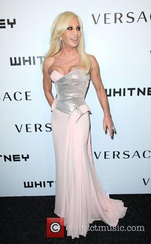 Designer Donatella Versace, Donatella Versace and Versace
