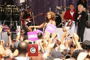 Good Morning America, Whitney Houston