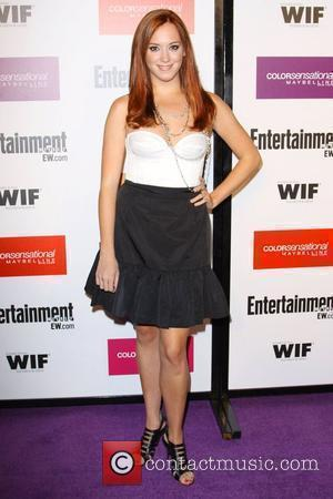 Andrea Bowen 2009 Entertainment Weekly & Women In Film pre-Emmy party held at the 'Restaurant' at the Sunset Marquis hotel...