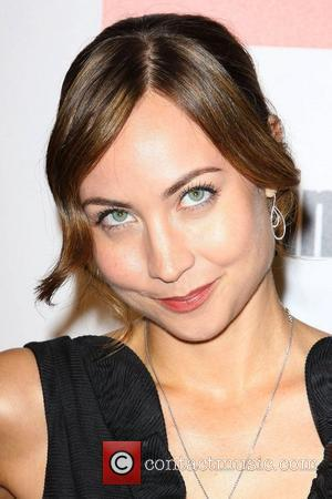 Courtney Ford 2009 Entertainment Weekly & Women In Film pre-Emmy party presented by Maybelline Colorsensational held at the 'Restaurant' at...