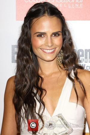 Jordana Brewster and Entertainment Weekly